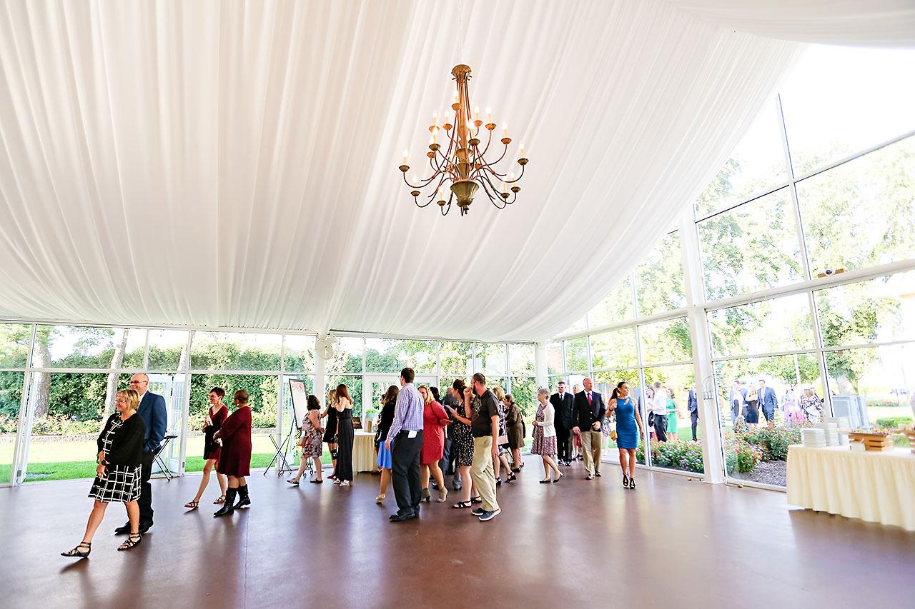Jen Chris Ritz Charles Garden Pavilion Wedding 210