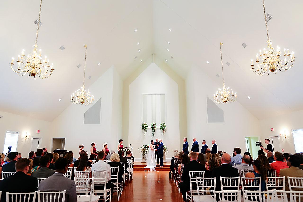 Jen Chris Ritz Charles Garden Pavilion Wedding 204