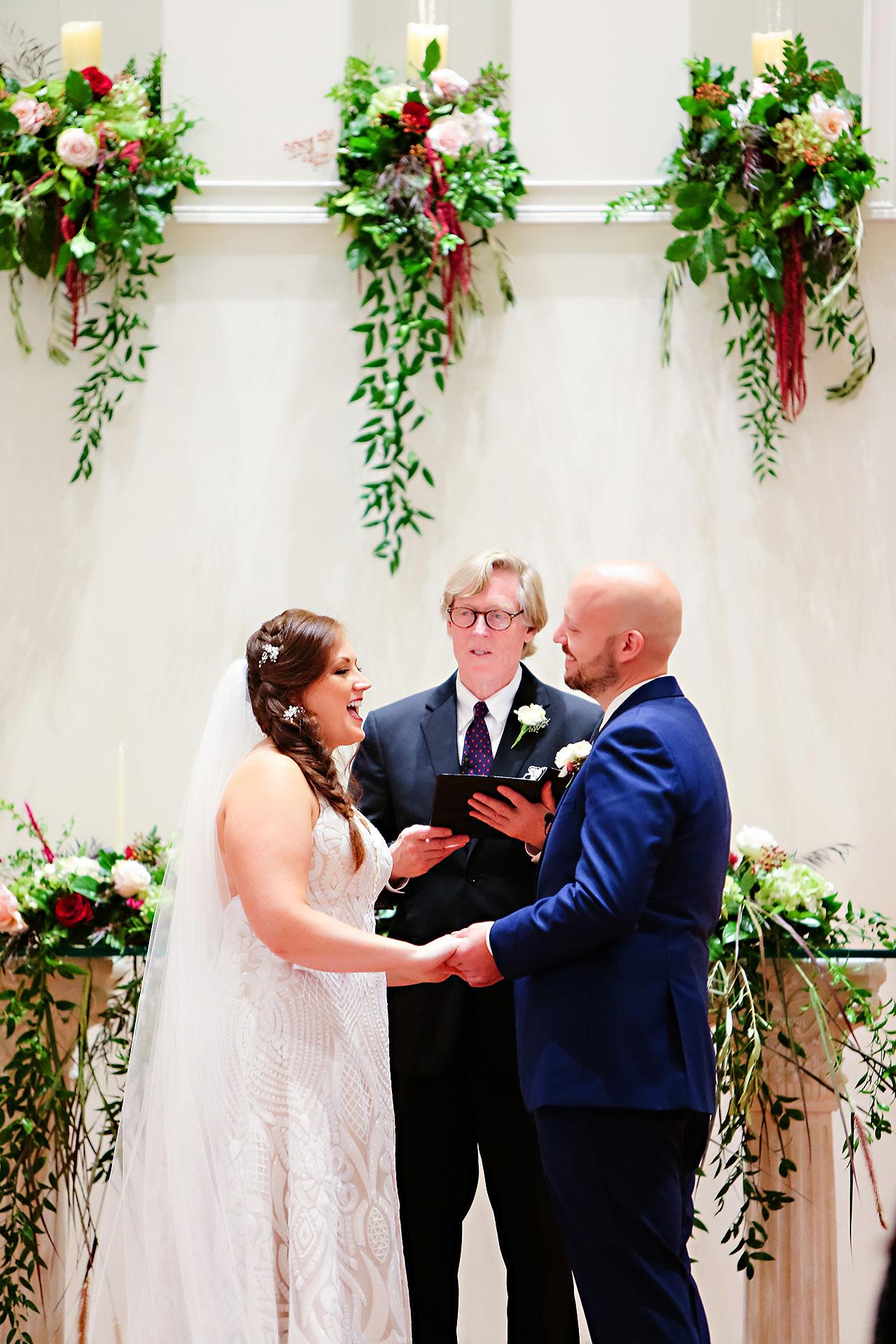 Jen Chris Ritz Charles Garden Pavilion Wedding 205