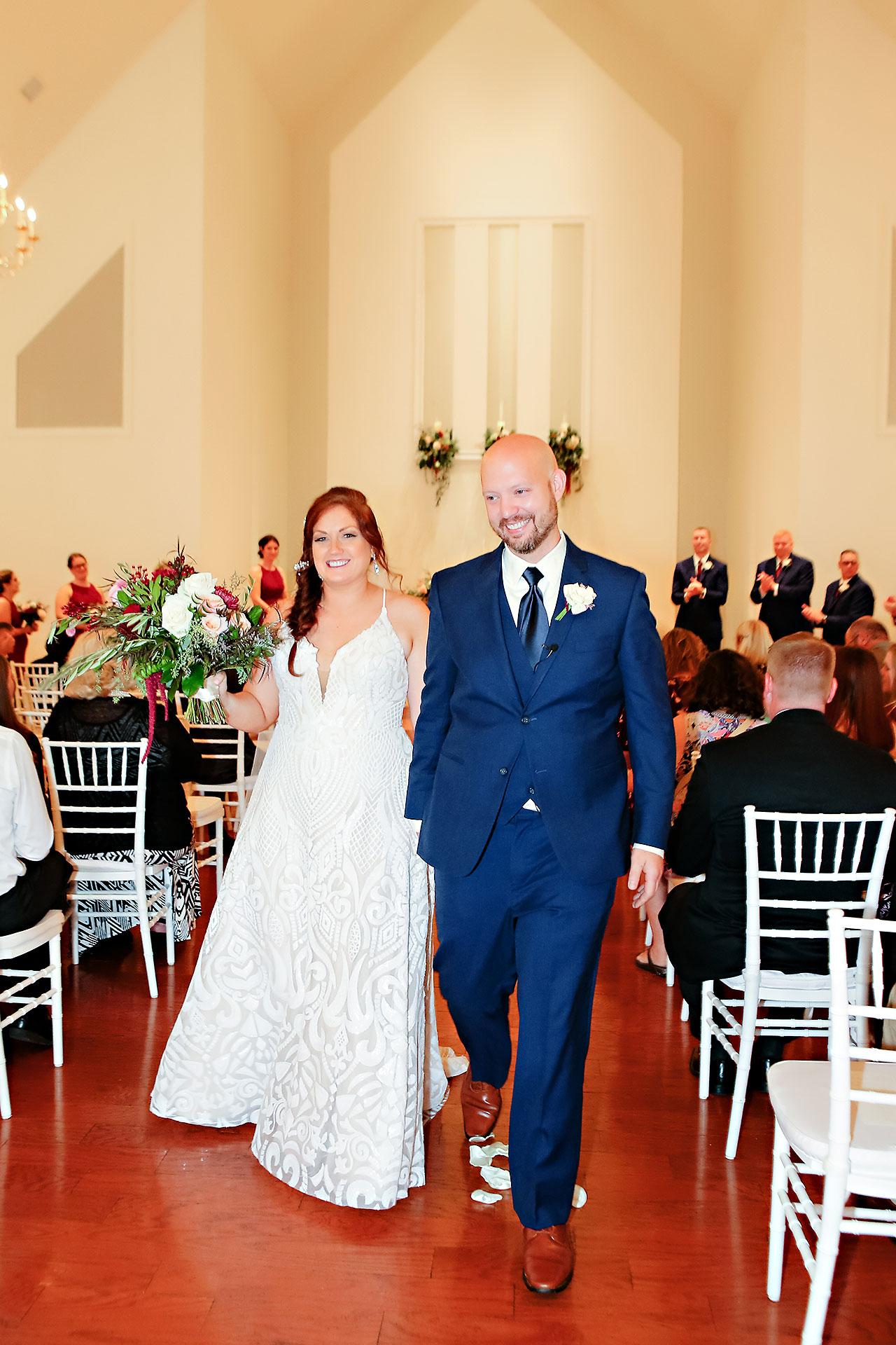 Jen Chris Ritz Charles Garden Pavilion Wedding 206