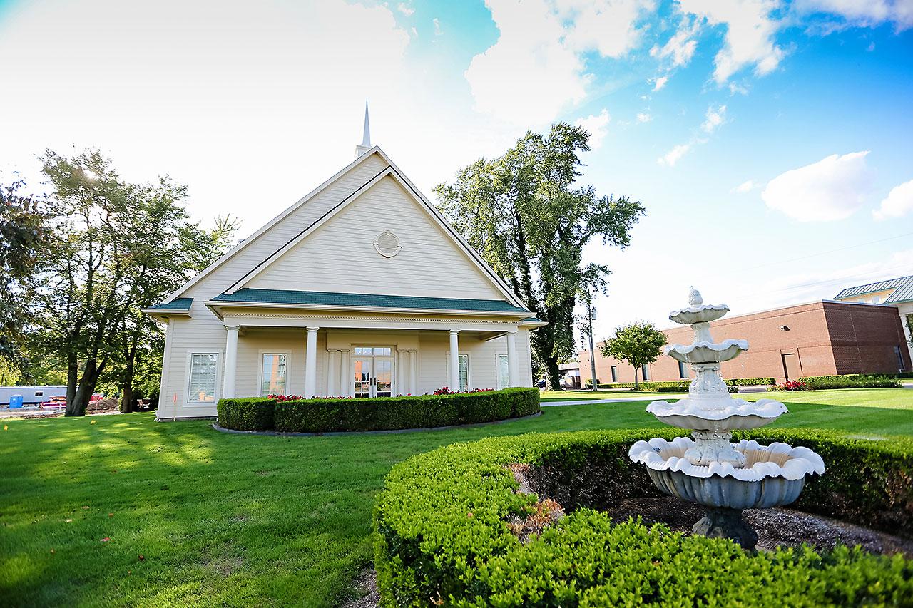 Jen Chris Ritz Charles Garden Pavilion Wedding 203