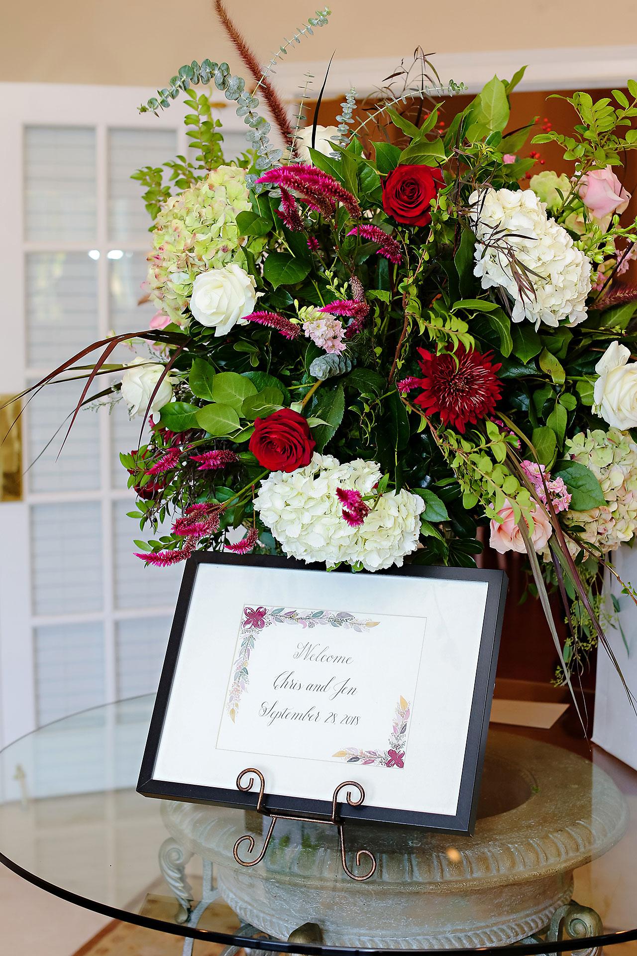 Jen Chris Ritz Charles Garden Pavilion Wedding 200