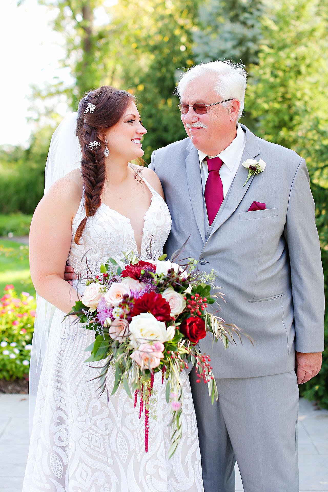 Jen Chris Ritz Charles Garden Pavilion Wedding 184