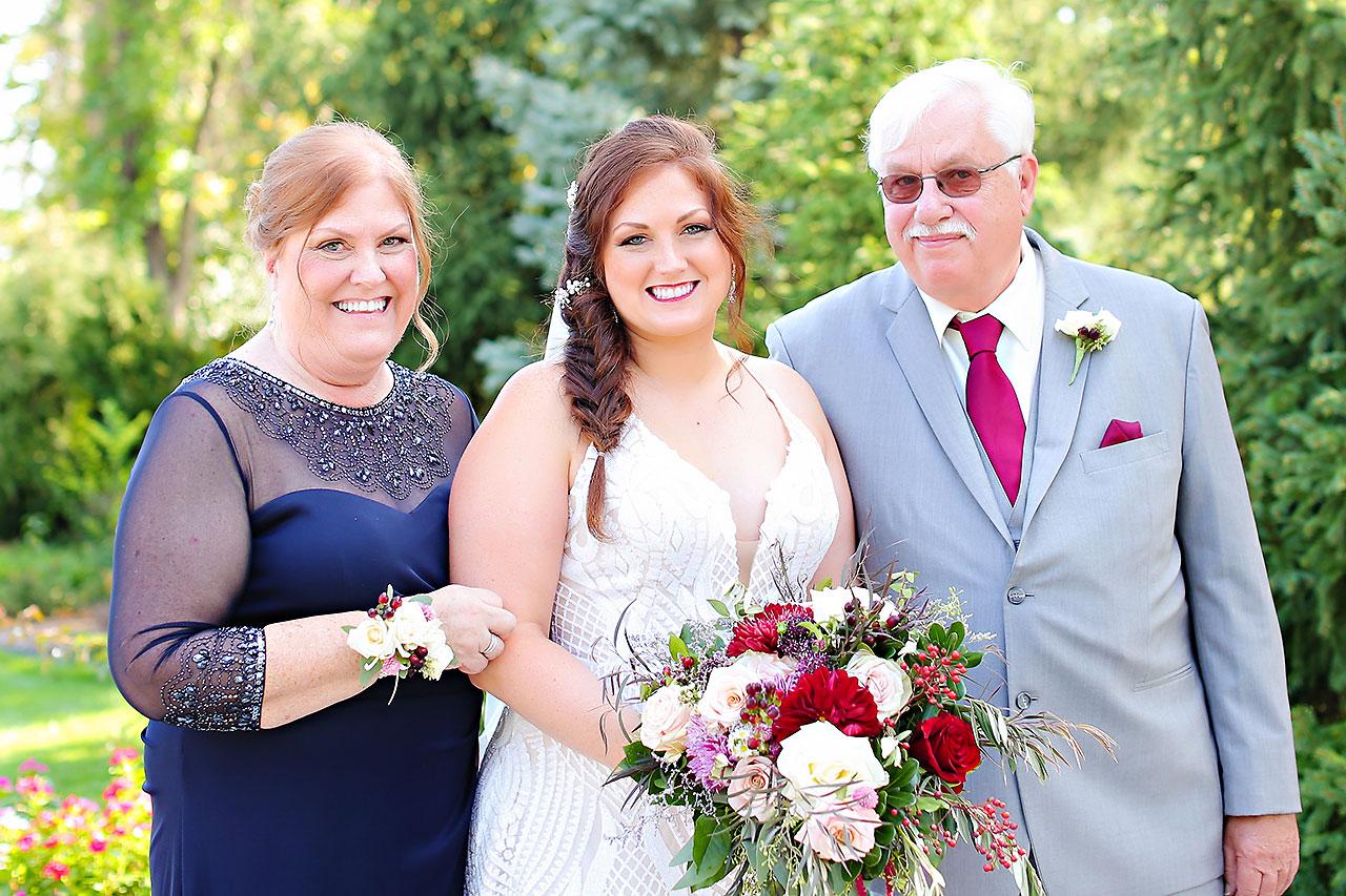 Jen Chris Ritz Charles Garden Pavilion Wedding 180
