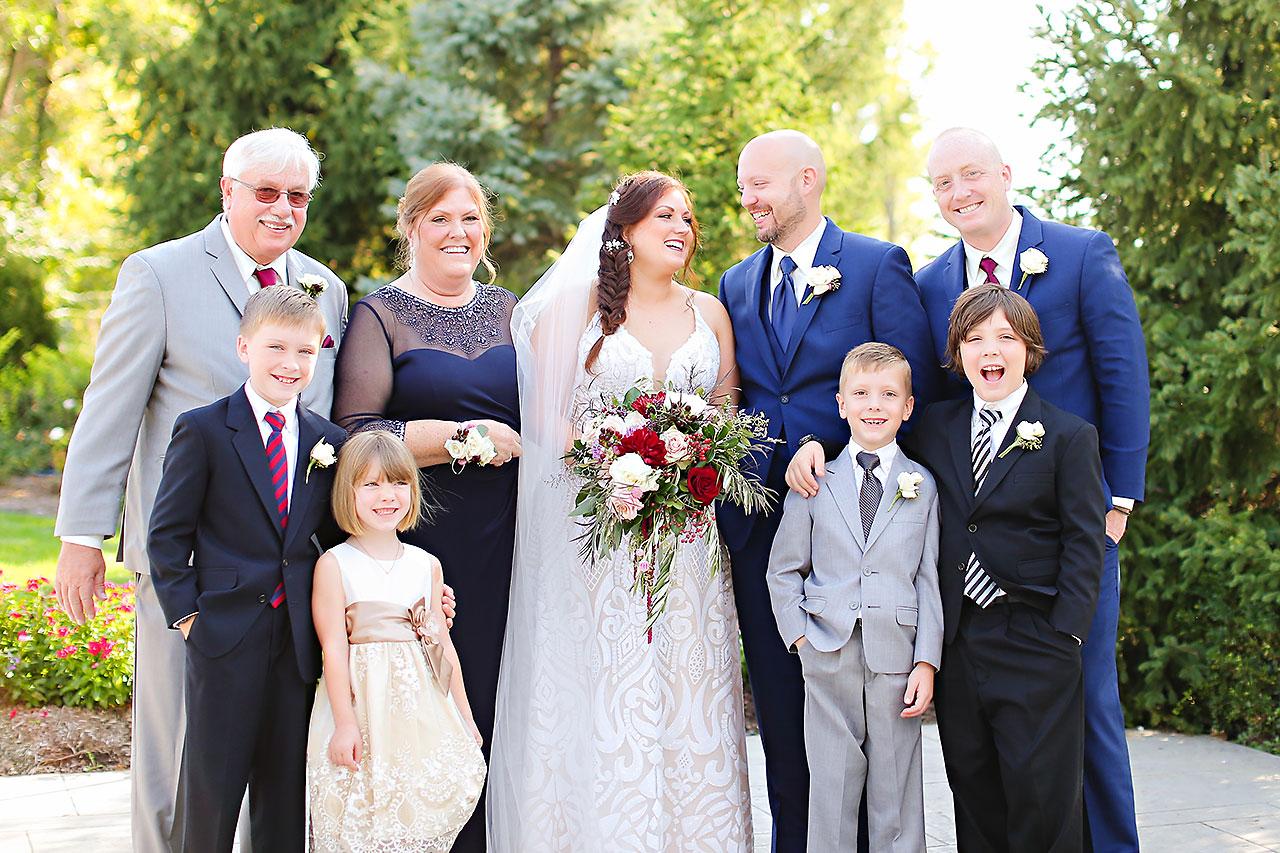 Jen Chris Ritz Charles Garden Pavilion Wedding 181