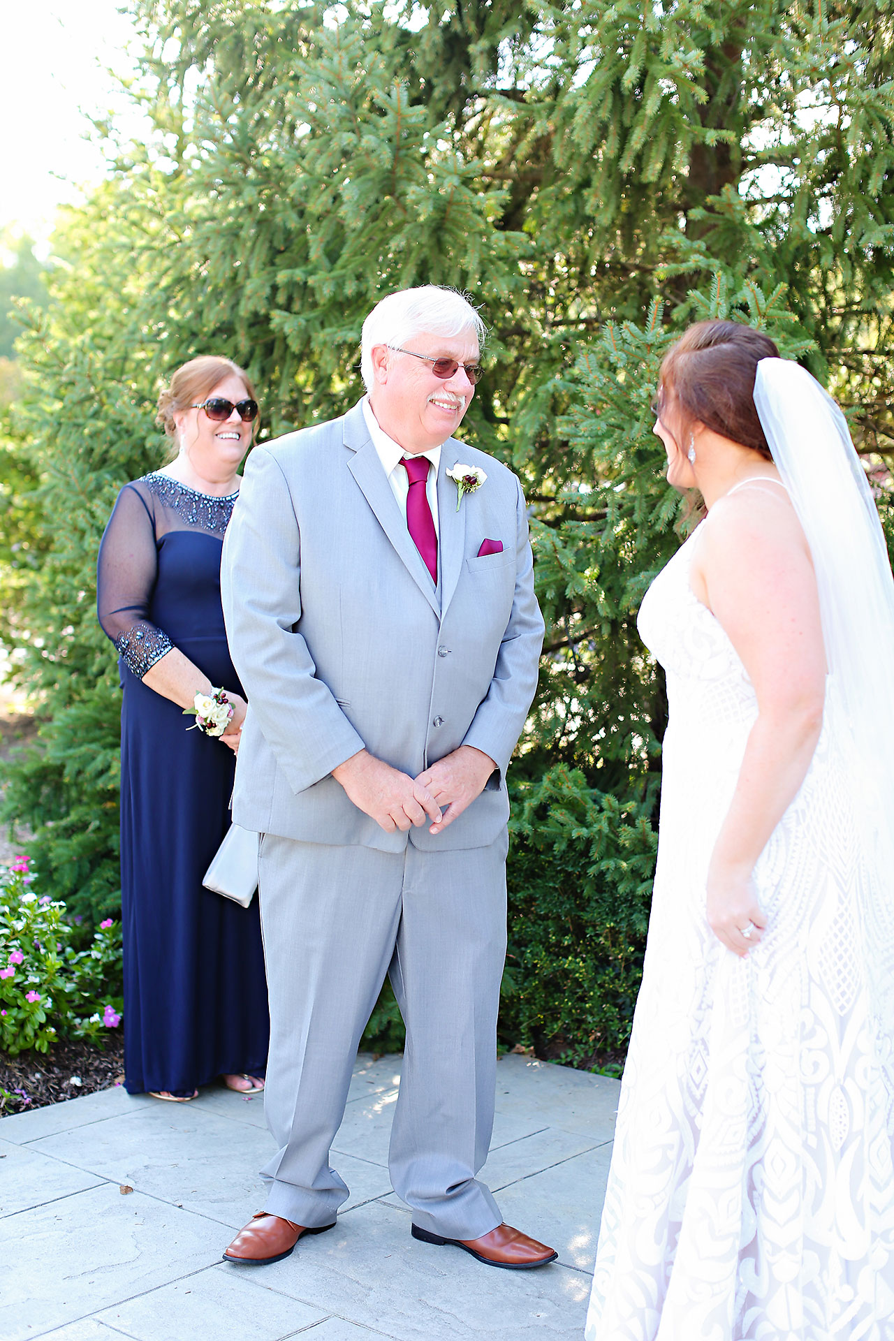 Jen Chris Ritz Charles Garden Pavilion Wedding 175