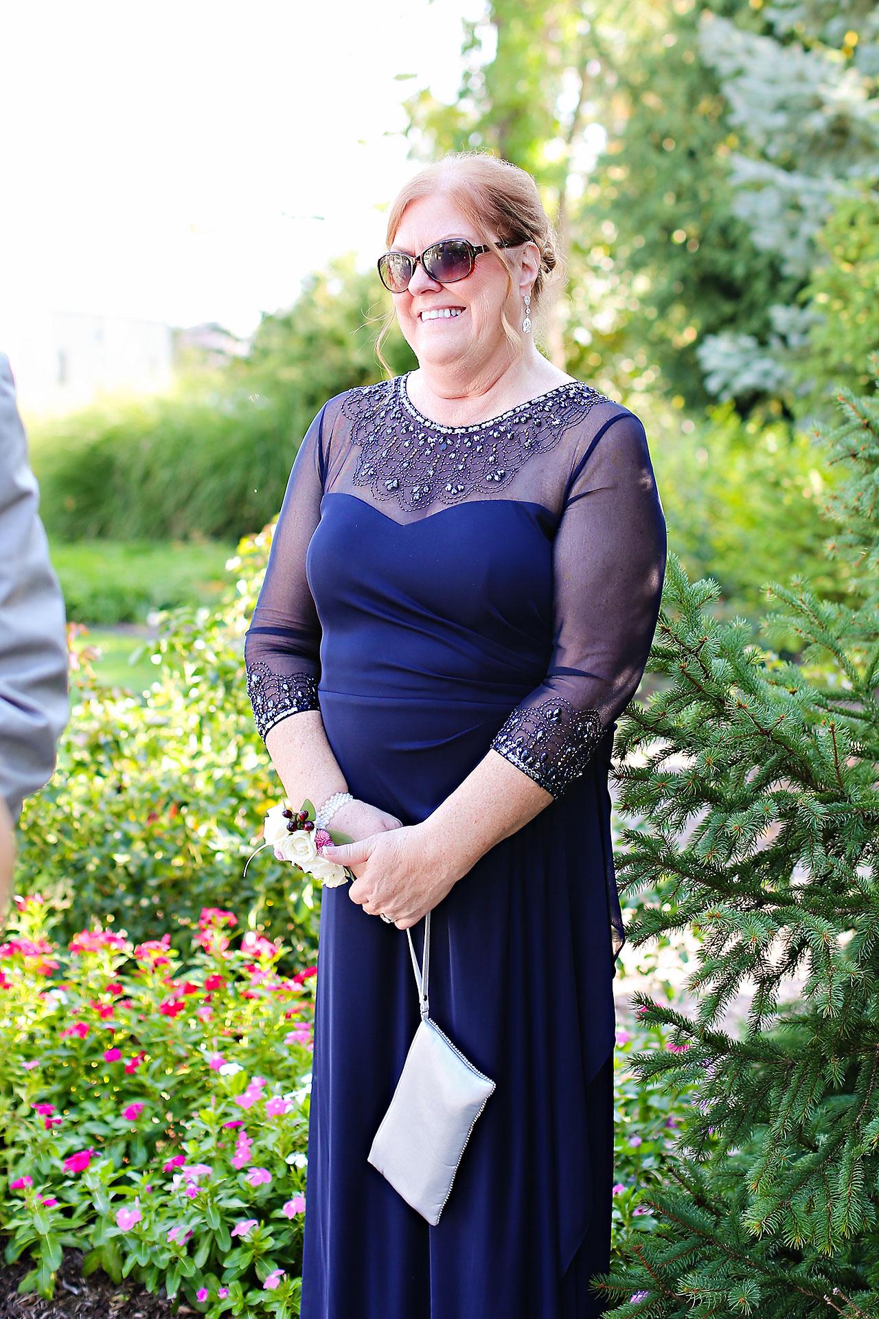 Jen Chris Ritz Charles Garden Pavilion Wedding 176
