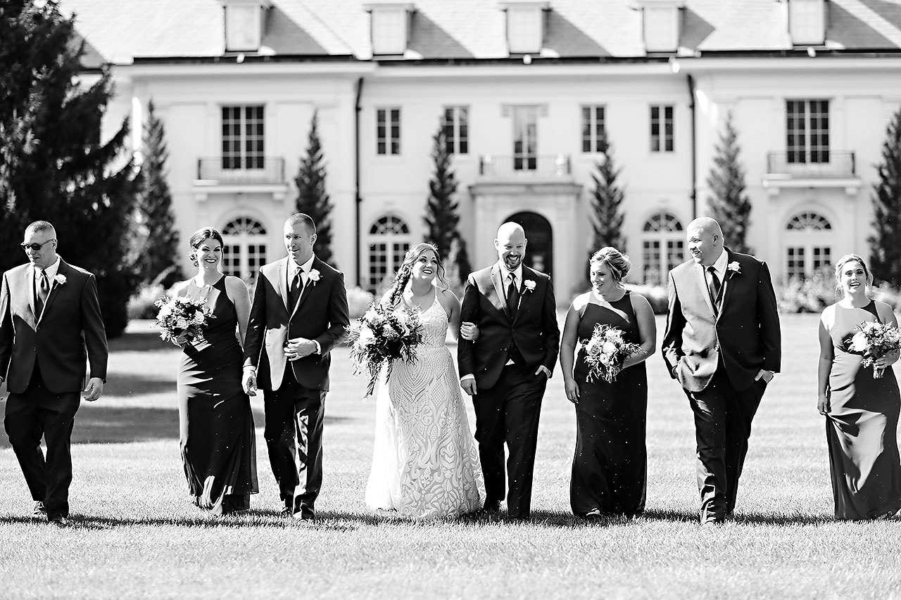 Jen Chris Ritz Charles Garden Pavilion Wedding 173
