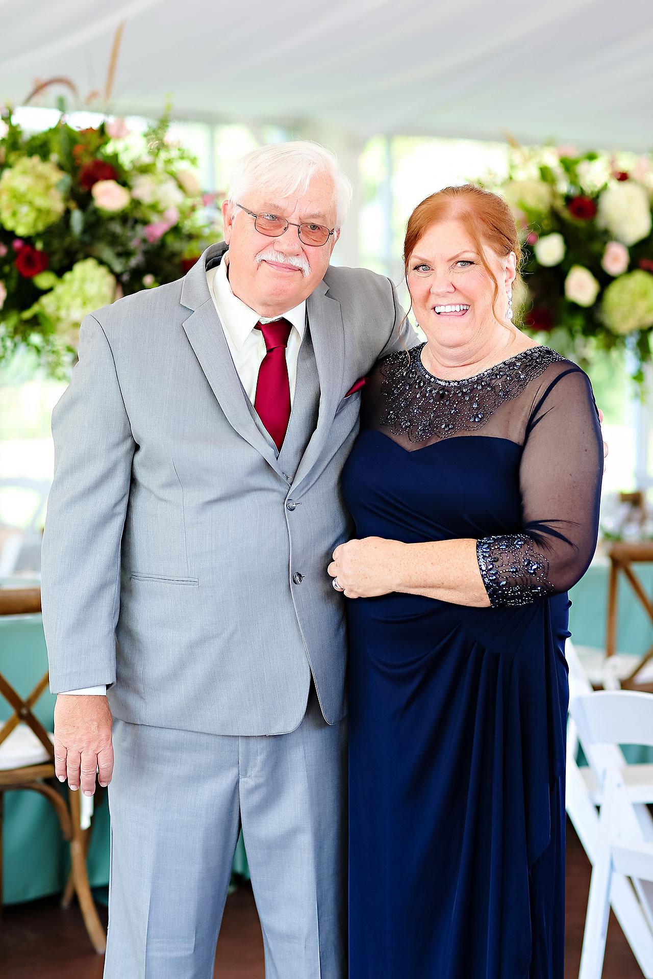 Jen Chris Ritz Charles Garden Pavilion Wedding 174