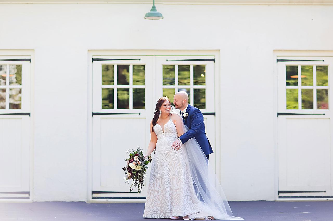 Jen Chris Ritz Charles Garden Pavilion Wedding 167