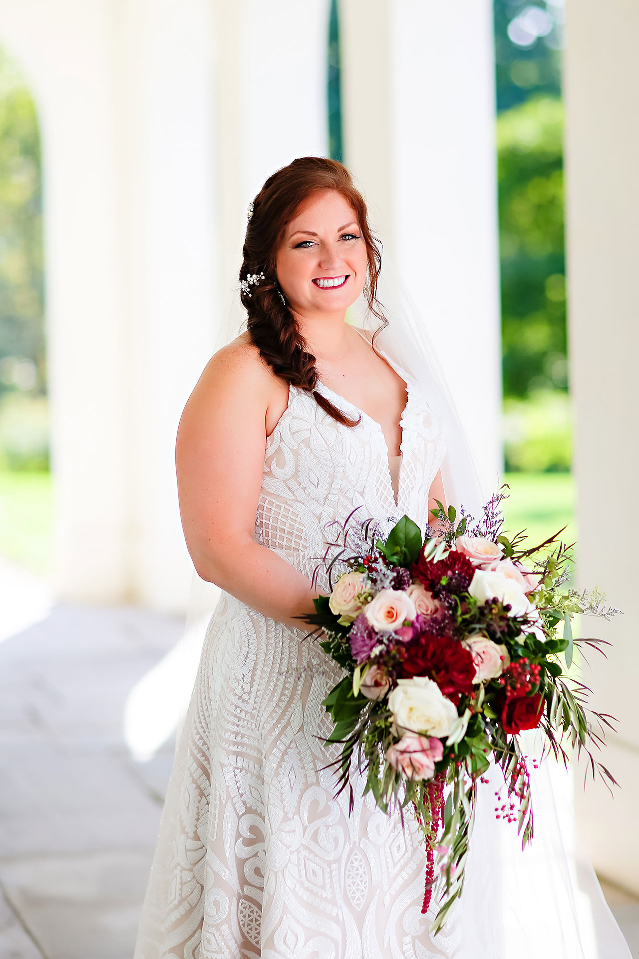 Jen Chris Ritz Charles Garden Pavilion Wedding 164