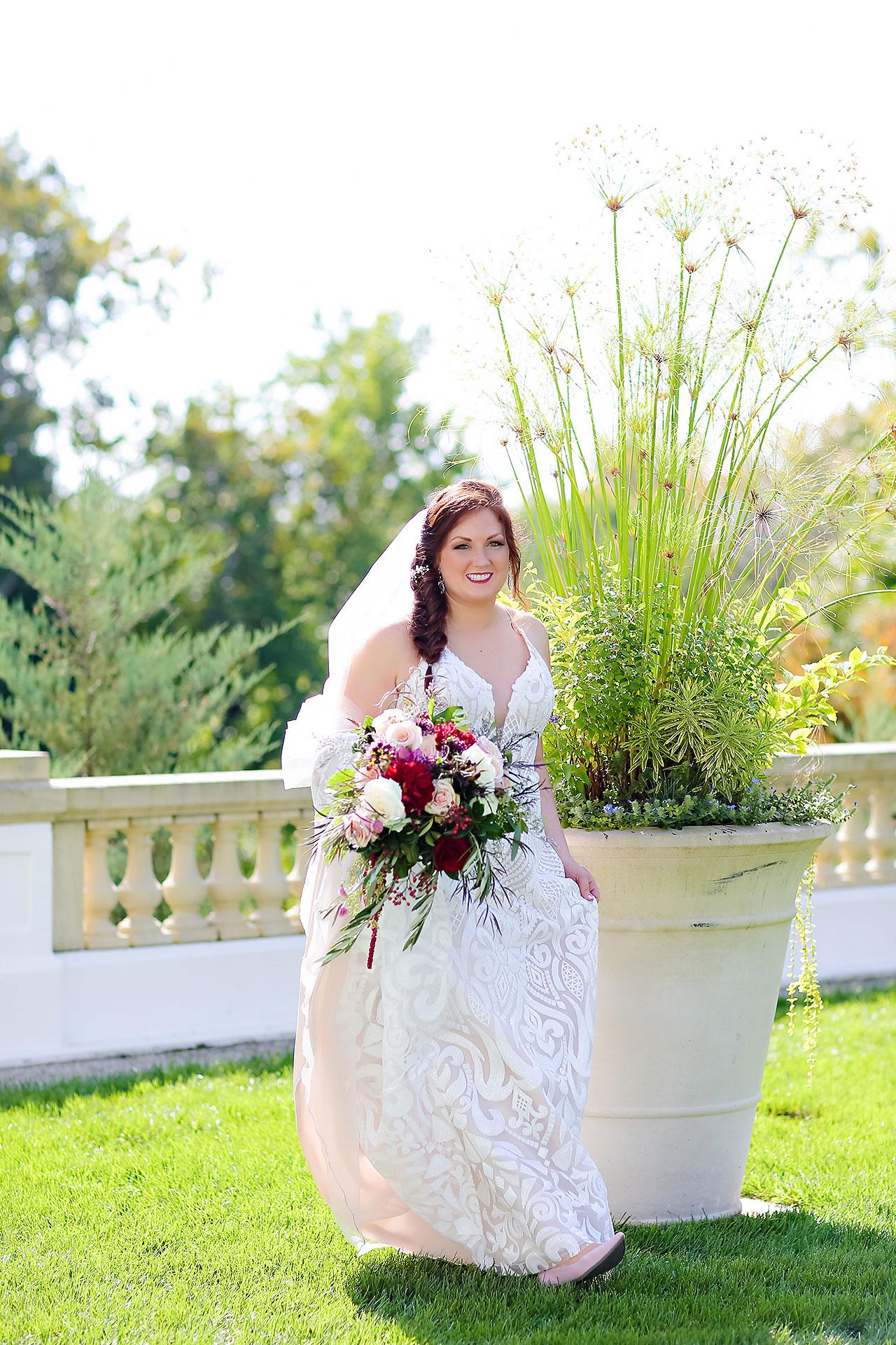 Jen Chris Ritz Charles Garden Pavilion Wedding 161