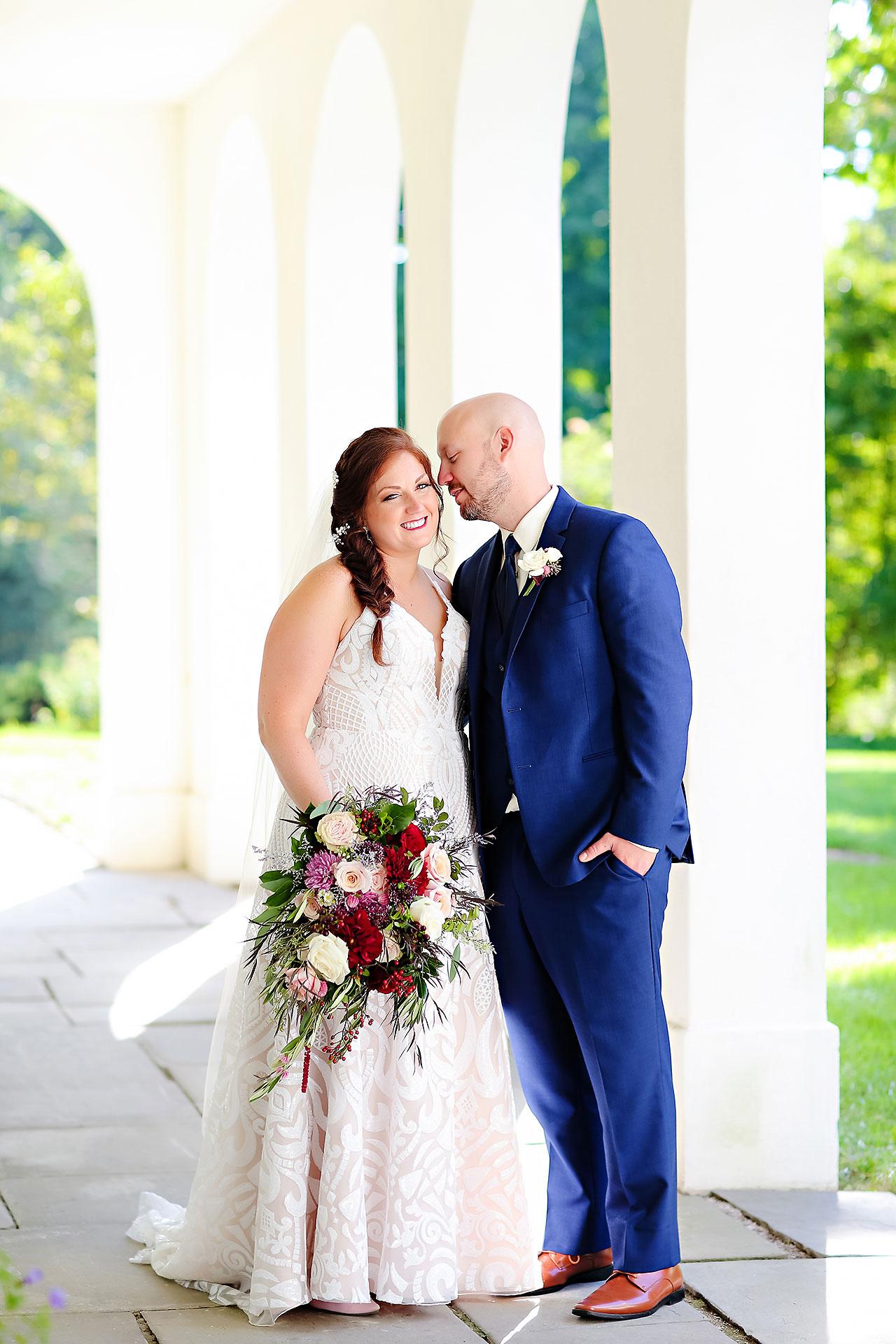 Jen Chris Ritz Charles Garden Pavilion Wedding 162