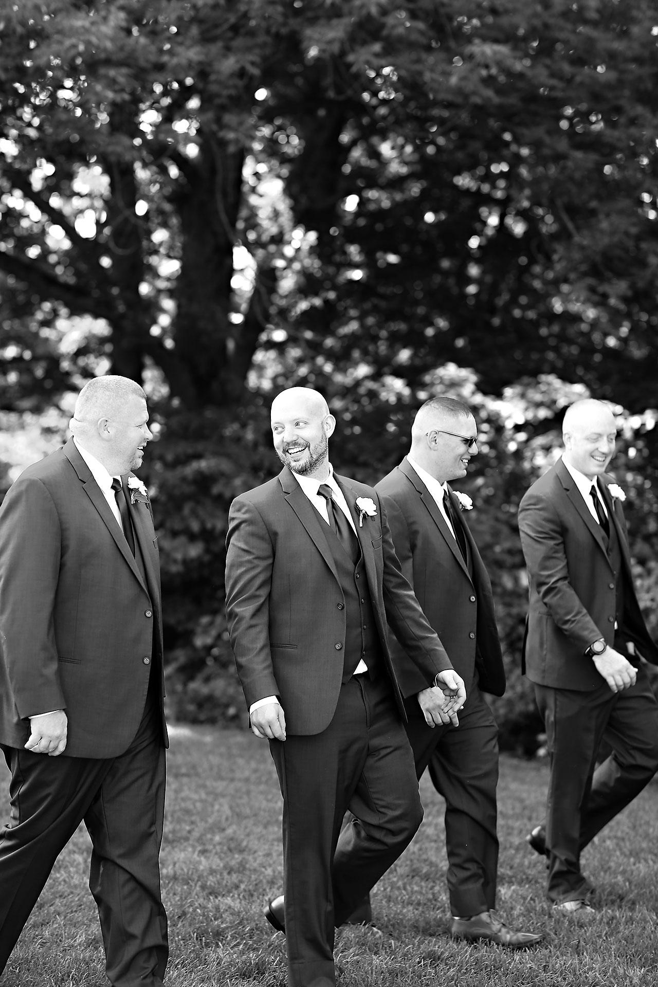 Jen Chris Ritz Charles Garden Pavilion Wedding 159