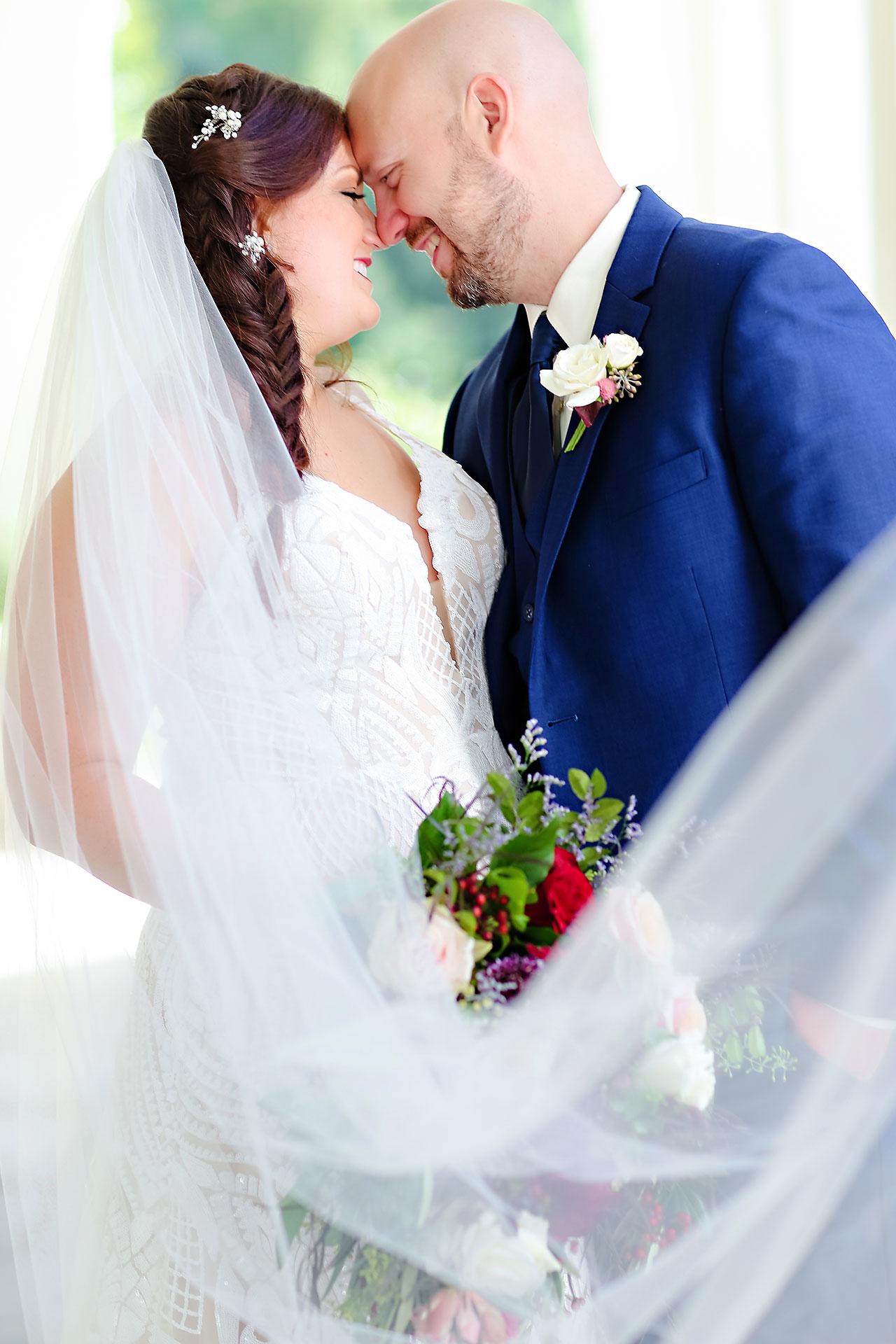 Jen Chris Ritz Charles Garden Pavilion Wedding 160