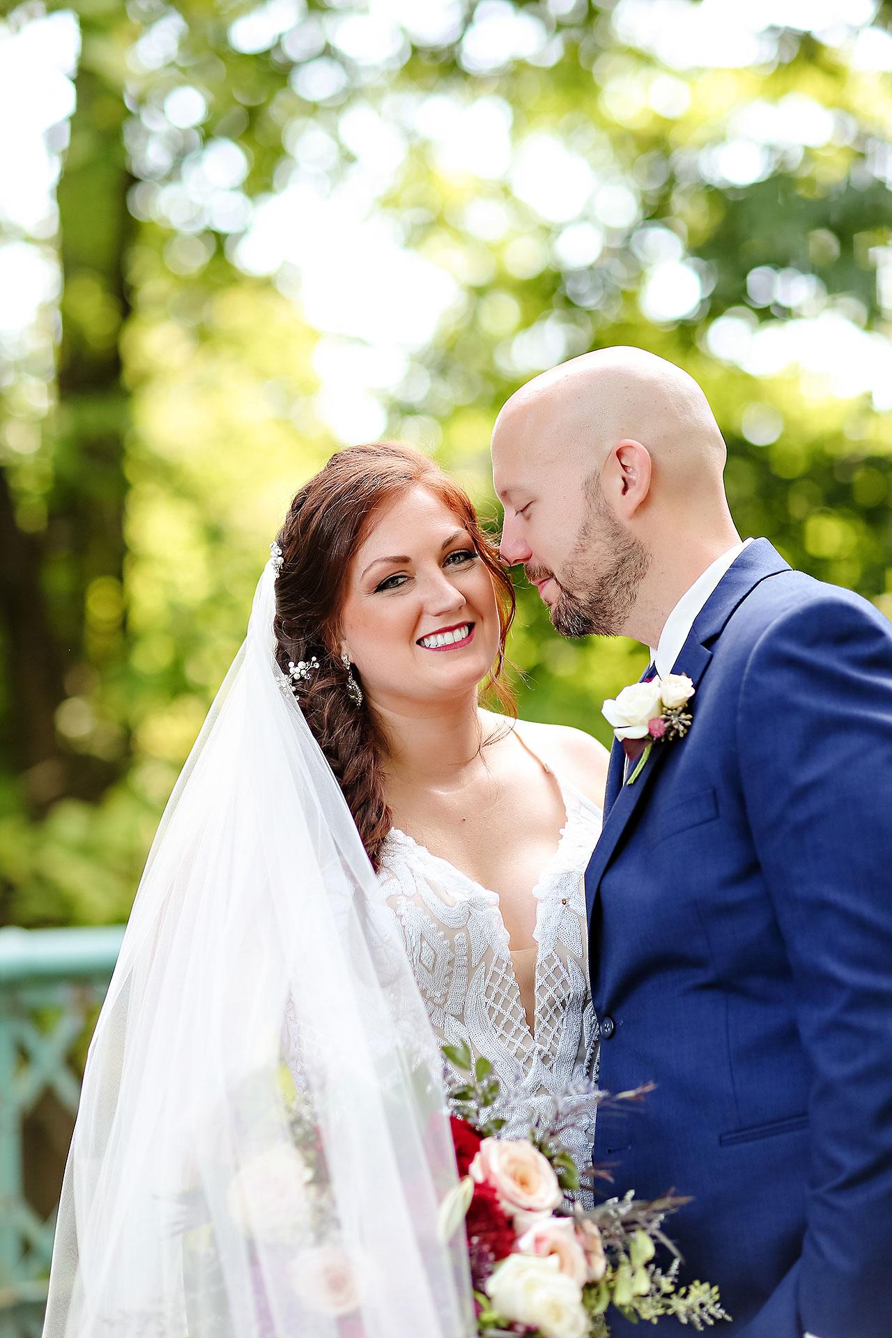 Jen Chris Ritz Charles Garden Pavilion Wedding 155
