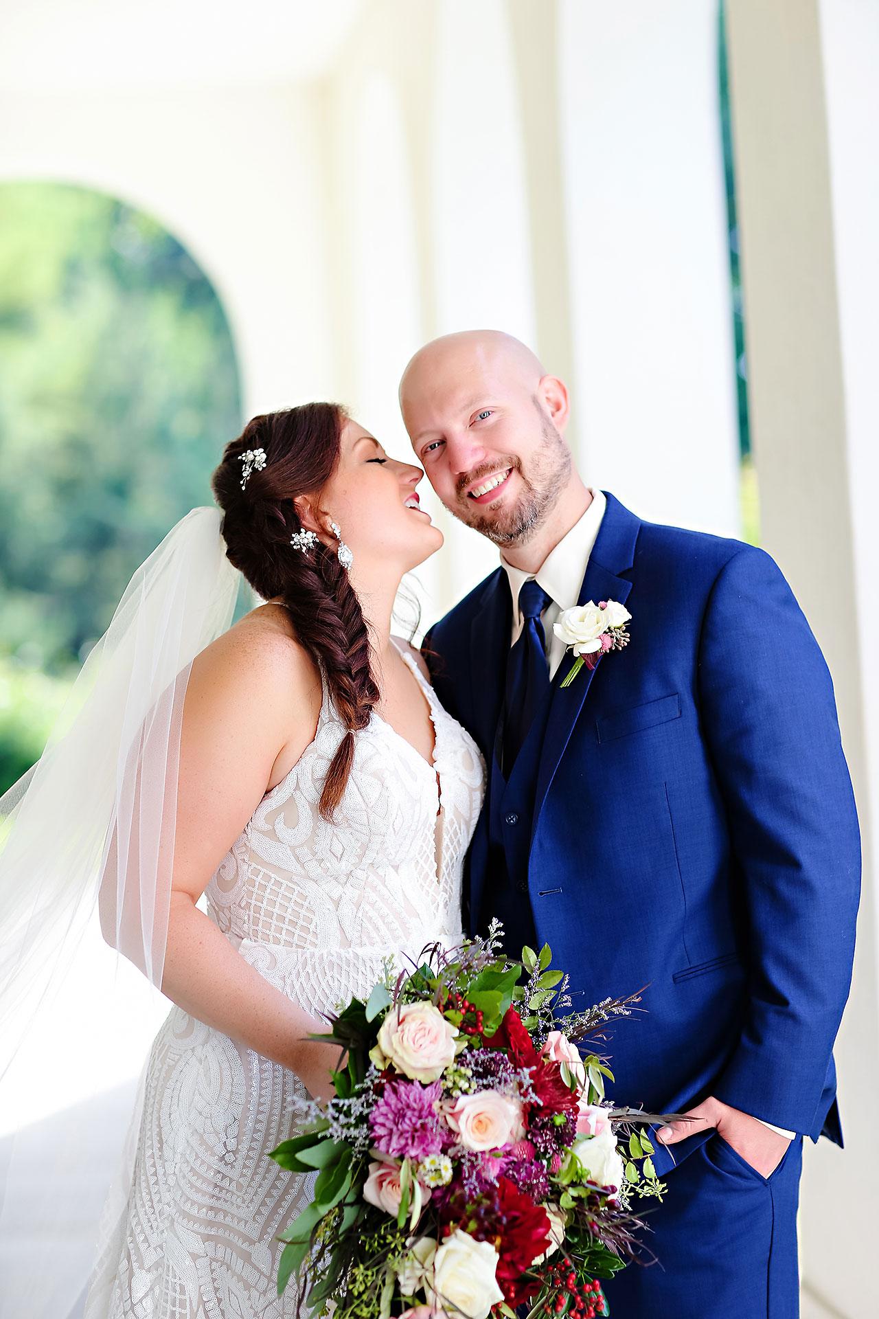 Jen Chris Ritz Charles Garden Pavilion Wedding 156
