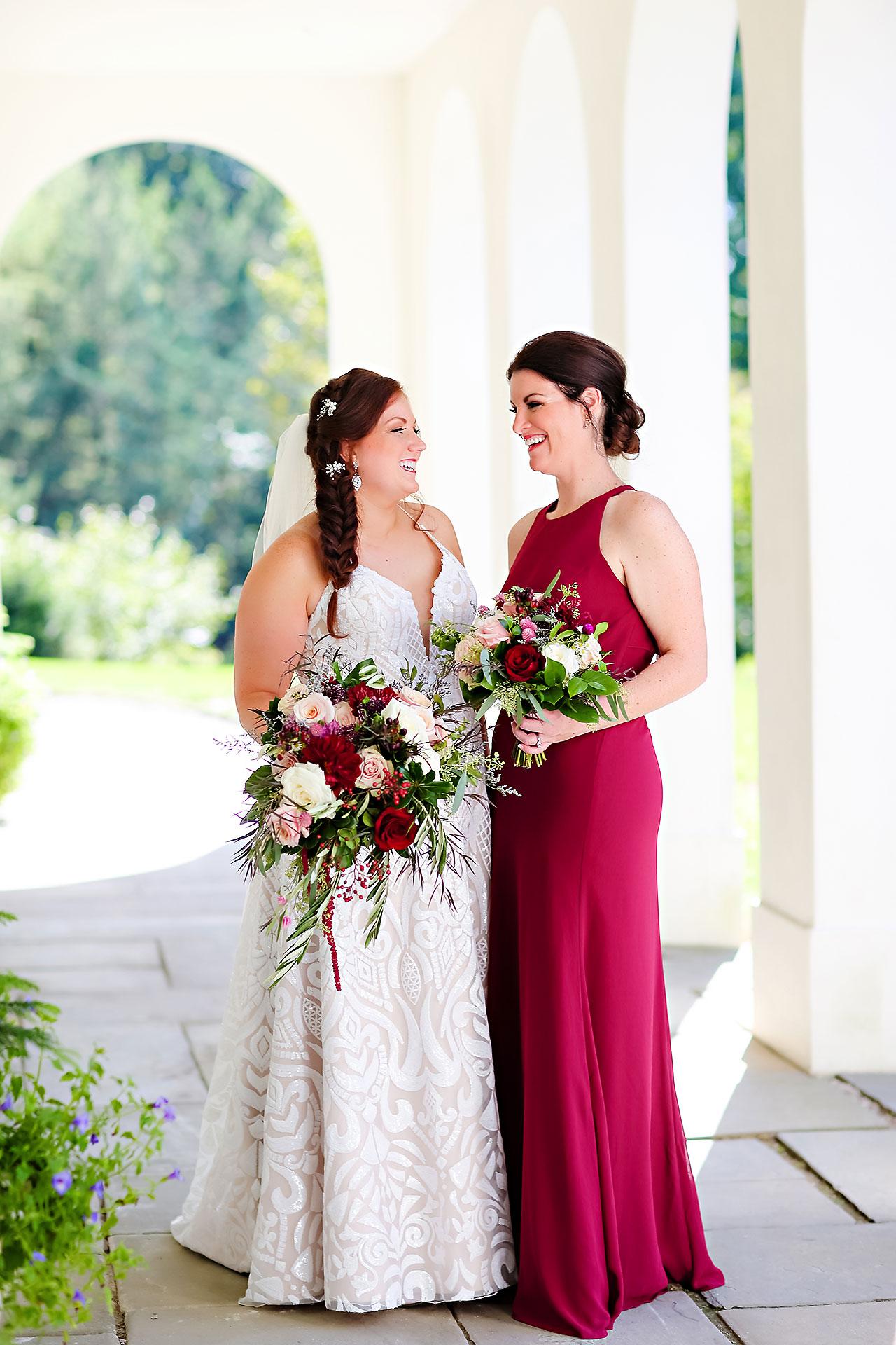 Jen Chris Ritz Charles Garden Pavilion Wedding 157