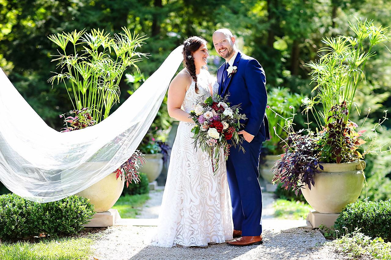 Jen Chris Ritz Charles Garden Pavilion Wedding 153