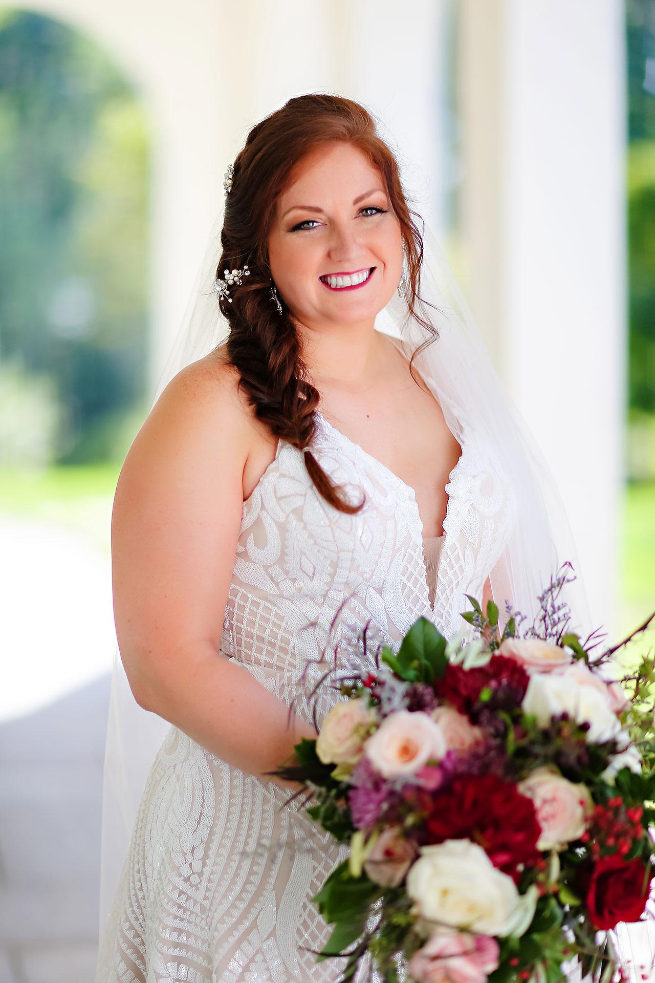 Jen Chris Ritz Charles Garden Pavilion Wedding 154