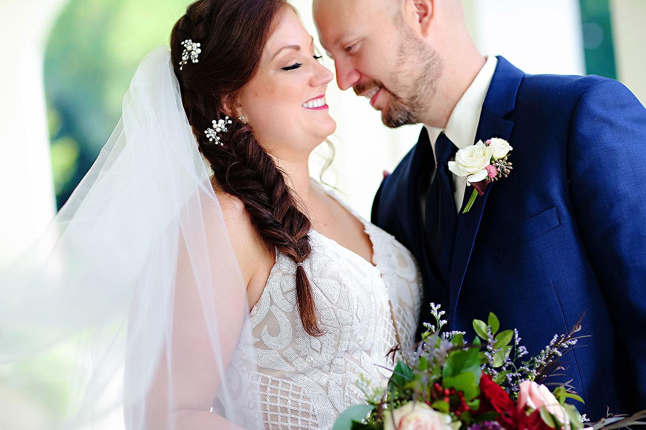 Jen Chris Ritz Charles Garden Pavilion Wedding 151
