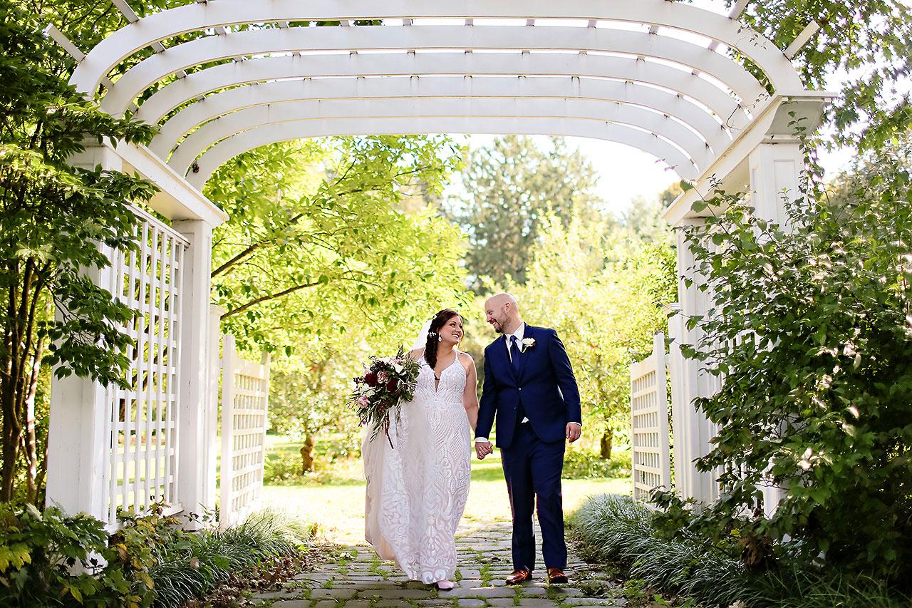 Jen Chris Ritz Charles Garden Pavilion Wedding 146