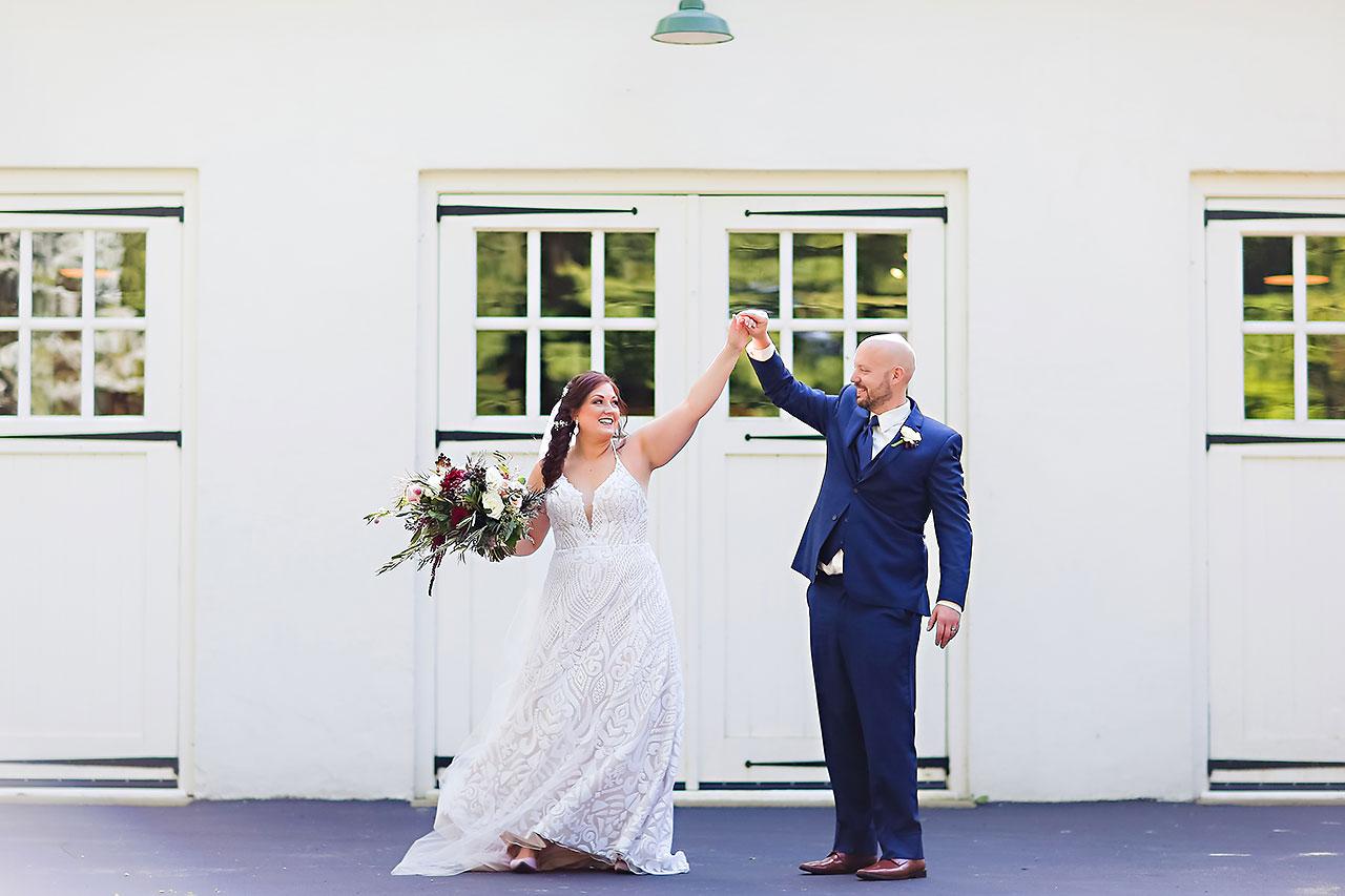 Jen Chris Ritz Charles Garden Pavilion Wedding 145