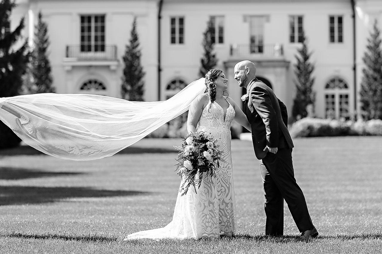 Jen Chris Ritz Charles Garden Pavilion Wedding 143