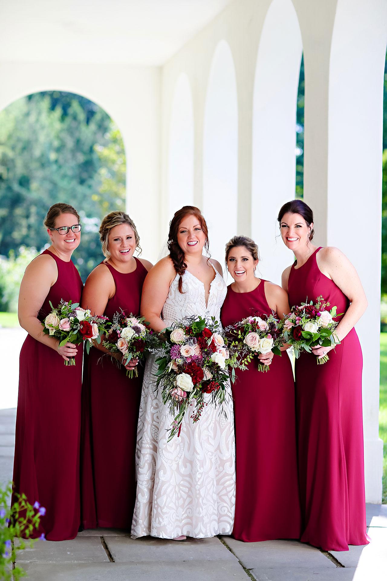 Jen Chris Ritz Charles Garden Pavilion Wedding 139