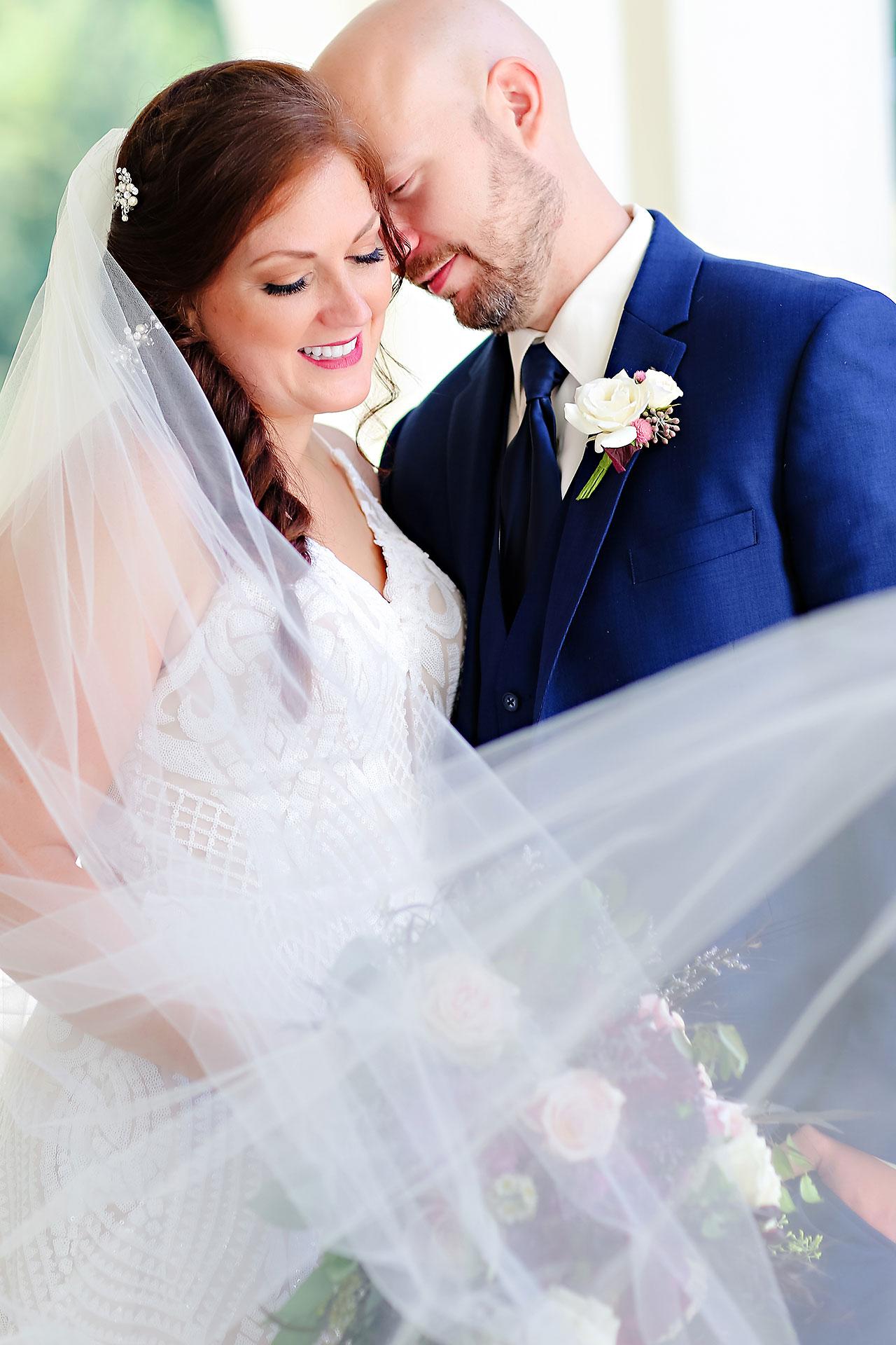 Jen Chris Ritz Charles Garden Pavilion Wedding 140