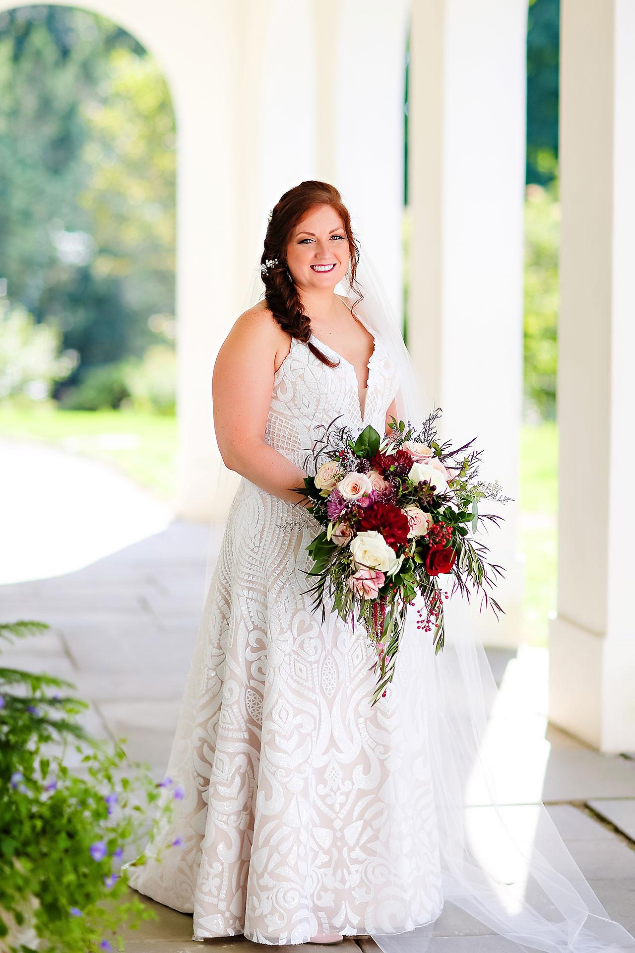 Jen Chris Ritz Charles Garden Pavilion Wedding 141