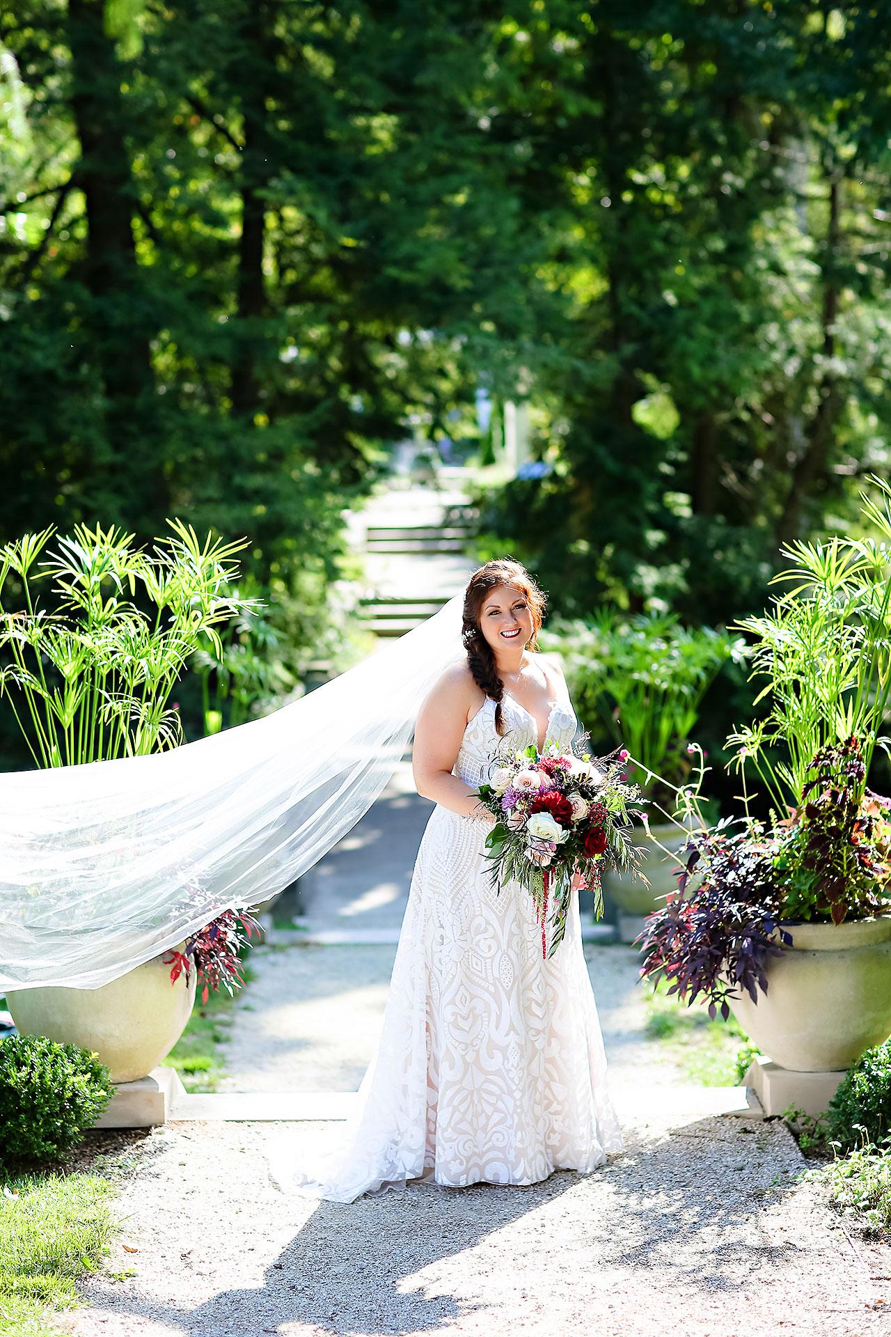 Jen Chris Ritz Charles Garden Pavilion Wedding 136