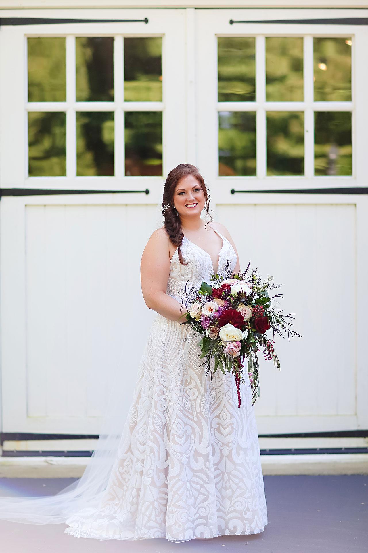 Jen Chris Ritz Charles Garden Pavilion Wedding 133