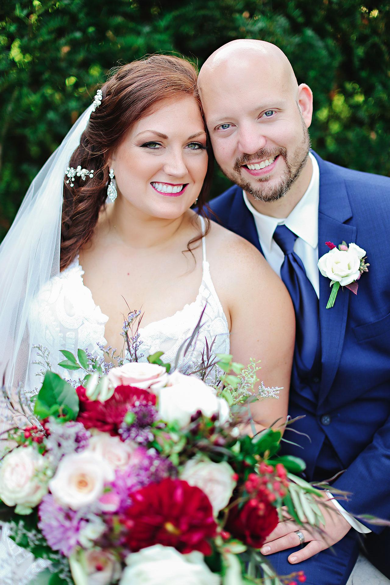 Jen Chris Ritz Charles Garden Pavilion Wedding 134