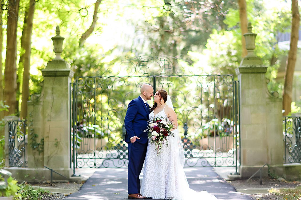 Jen Chris Ritz Charles Garden Pavilion Wedding 130