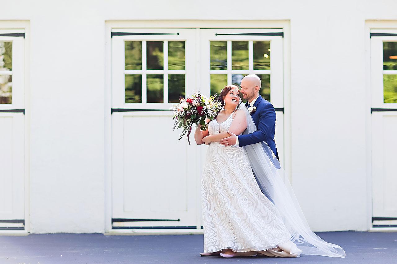 Jen Chris Ritz Charles Garden Pavilion Wedding 131