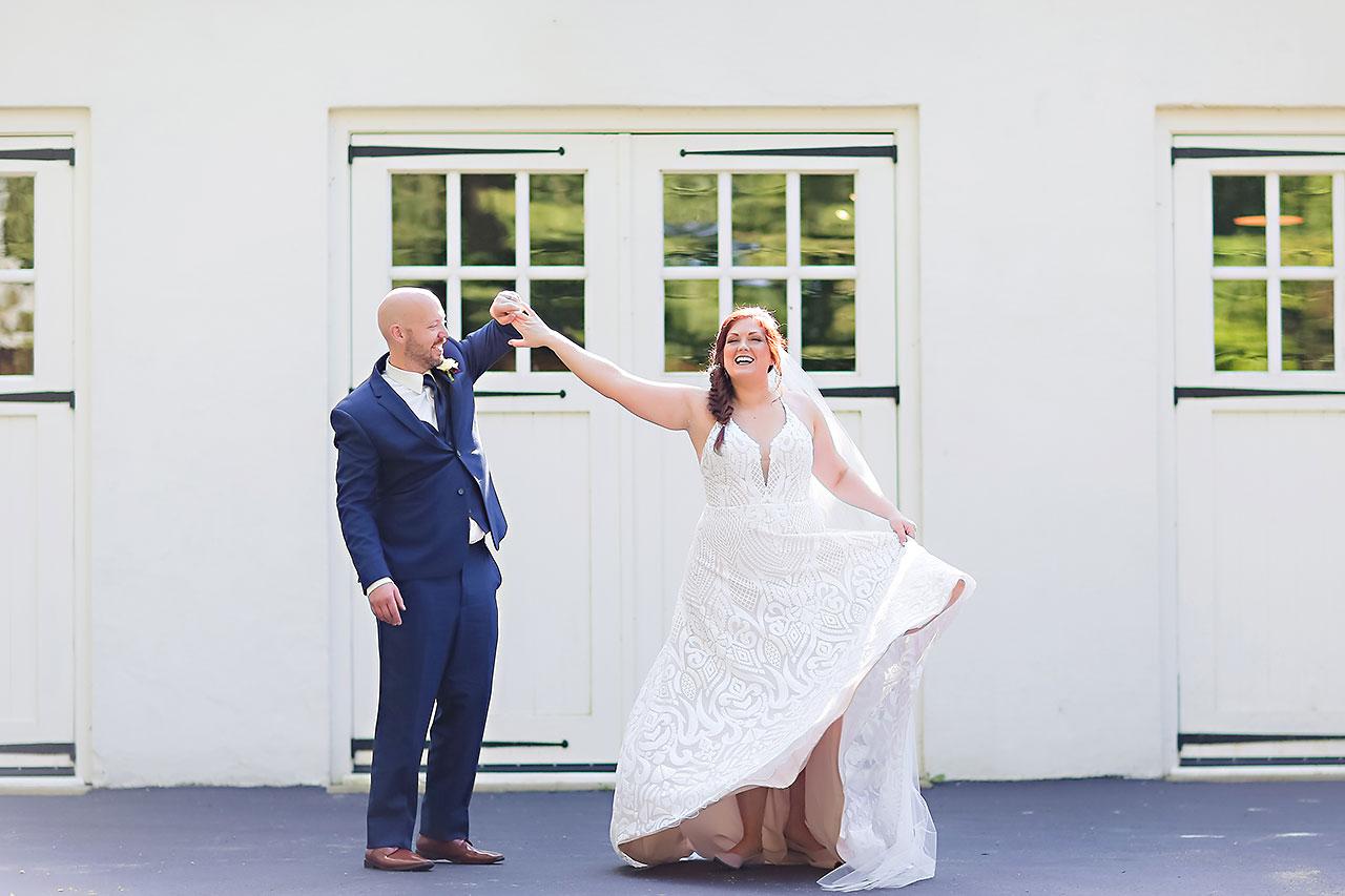 Jen Chris Ritz Charles Garden Pavilion Wedding 123