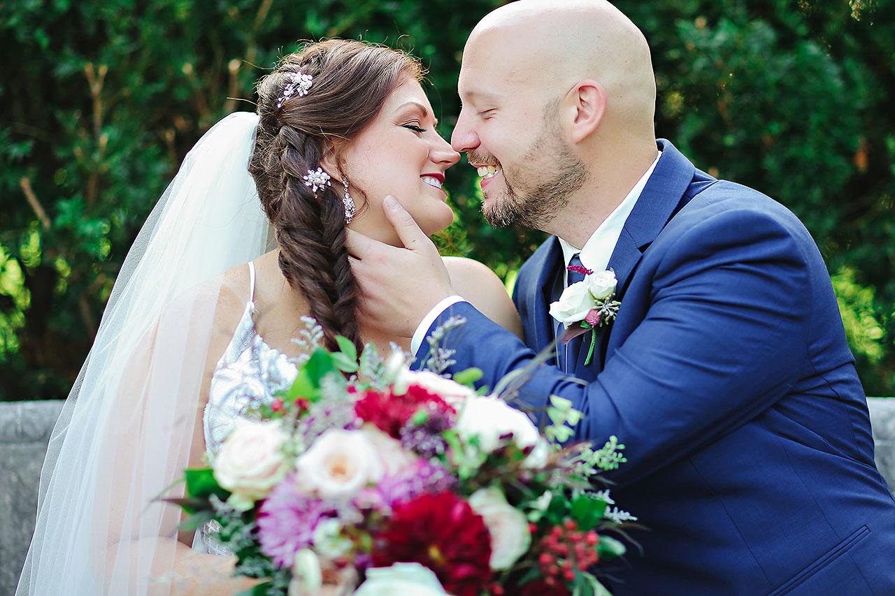 Jen Chris Ritz Charles Garden Pavilion Wedding 120