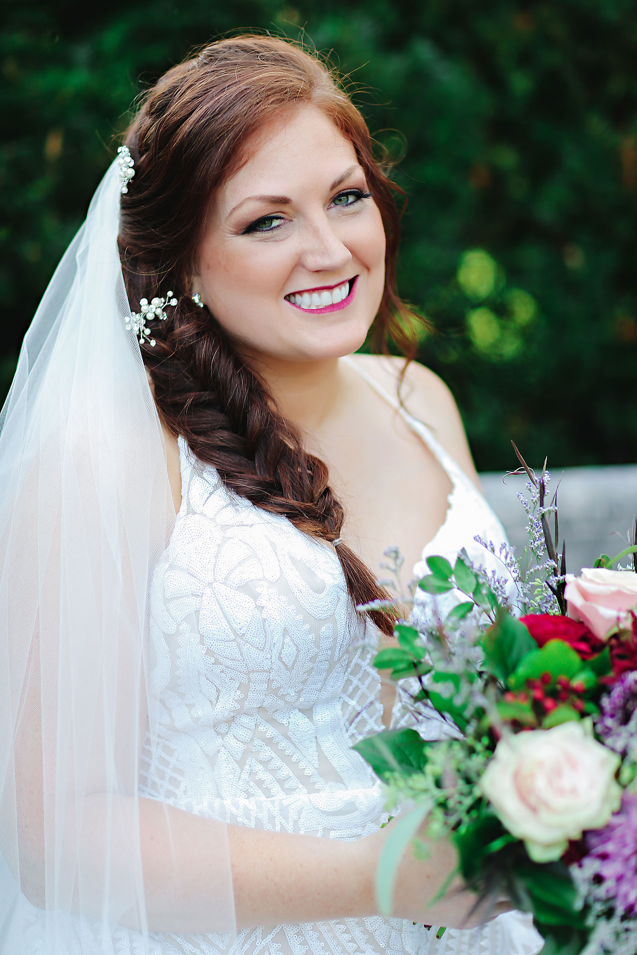 Jen Chris Ritz Charles Garden Pavilion Wedding 115