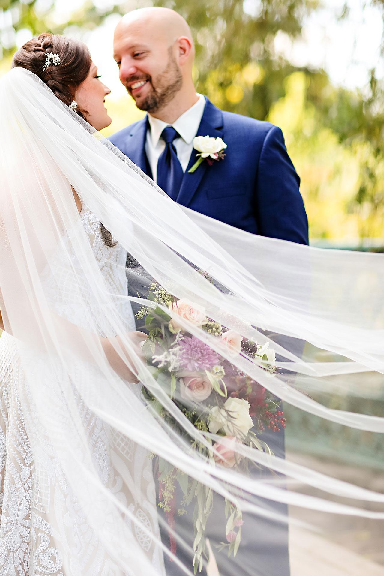Jen Chris Ritz Charles Garden Pavilion Wedding 114