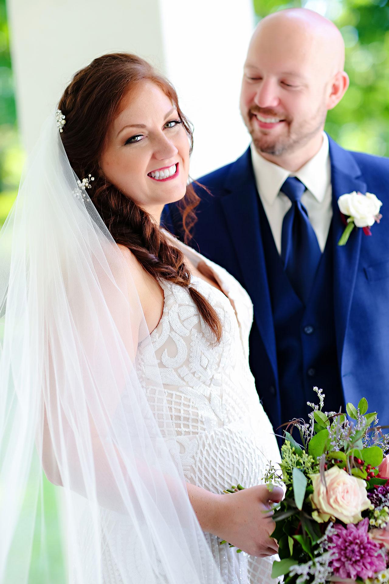 Jen Chris Ritz Charles Garden Pavilion Wedding 112