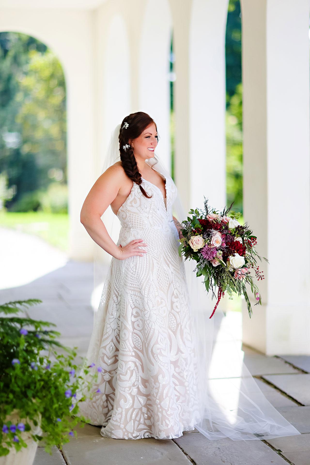 Jen Chris Ritz Charles Garden Pavilion Wedding 110