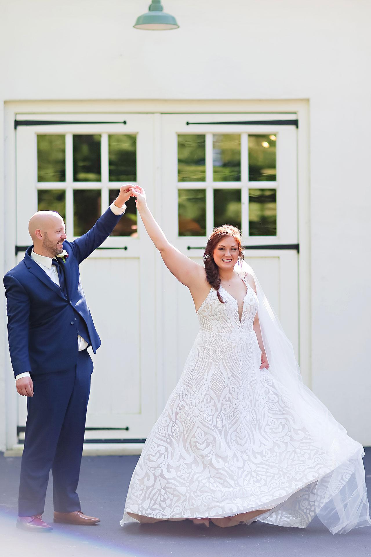 Jen Chris Ritz Charles Garden Pavilion Wedding 108