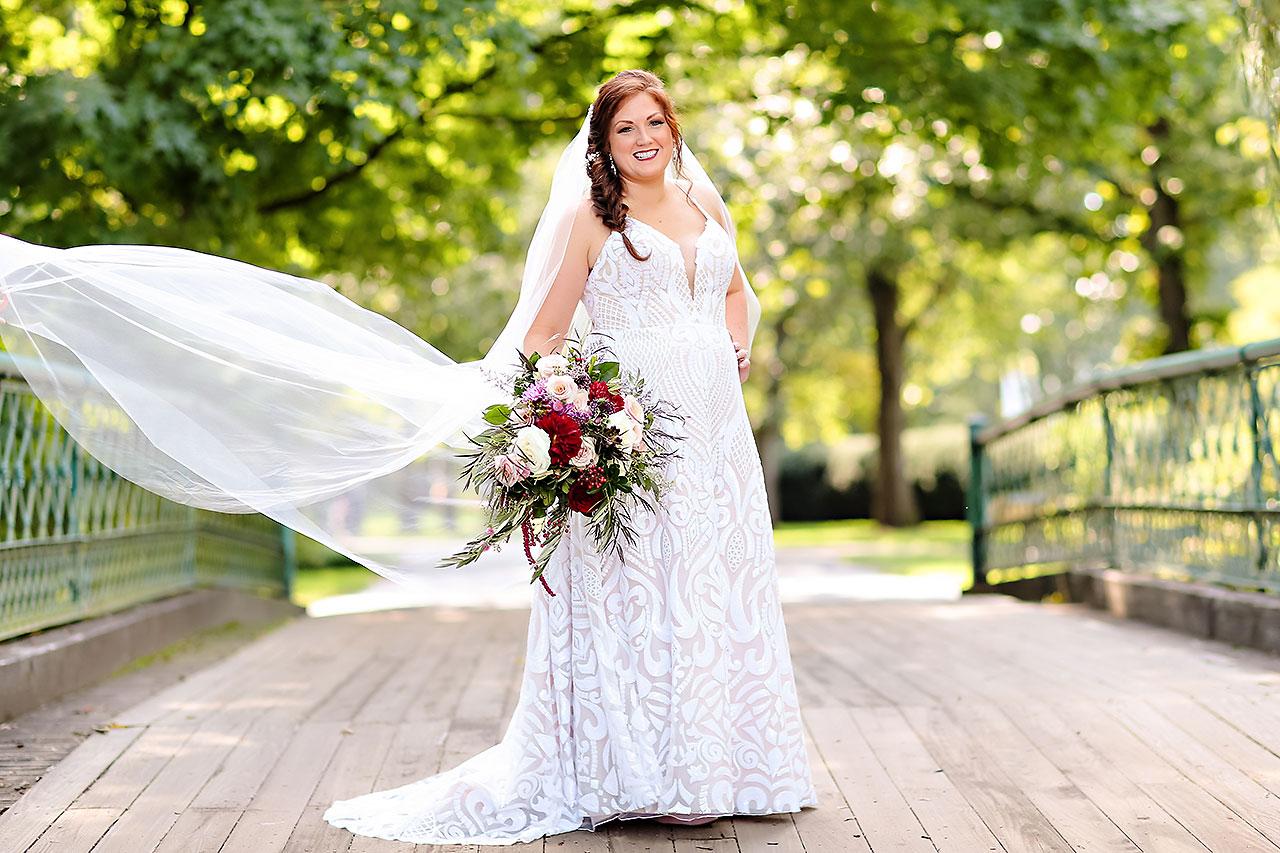Jen Chris Ritz Charles Garden Pavilion Wedding 105