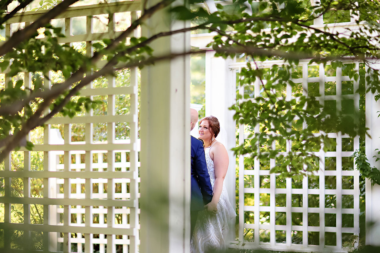 Jen Chris Ritz Charles Garden Pavilion Wedding 102