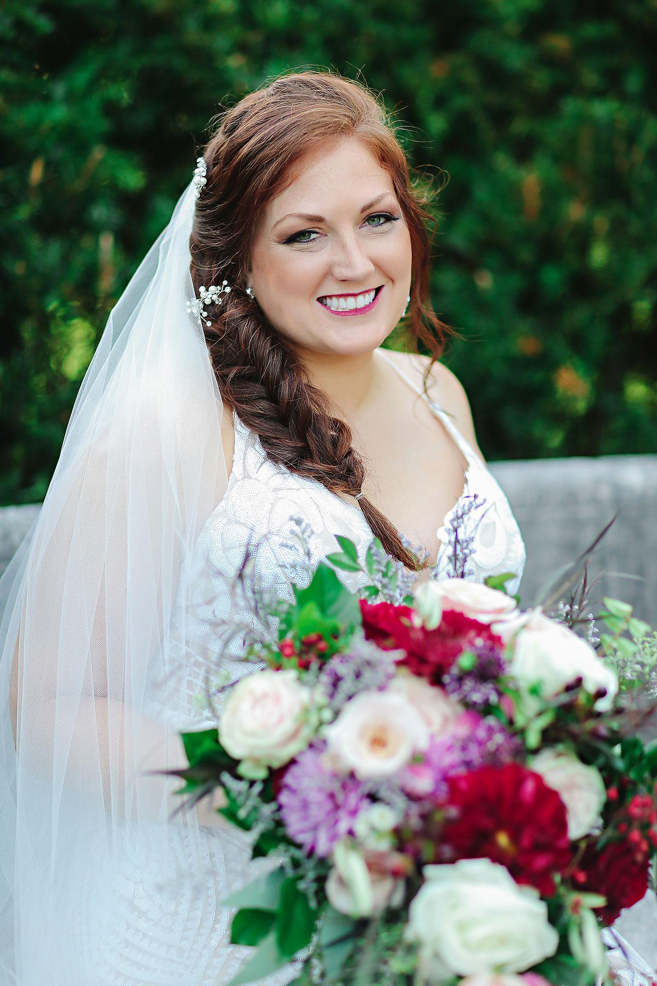 Jen Chris Ritz Charles Garden Pavilion Wedding 100