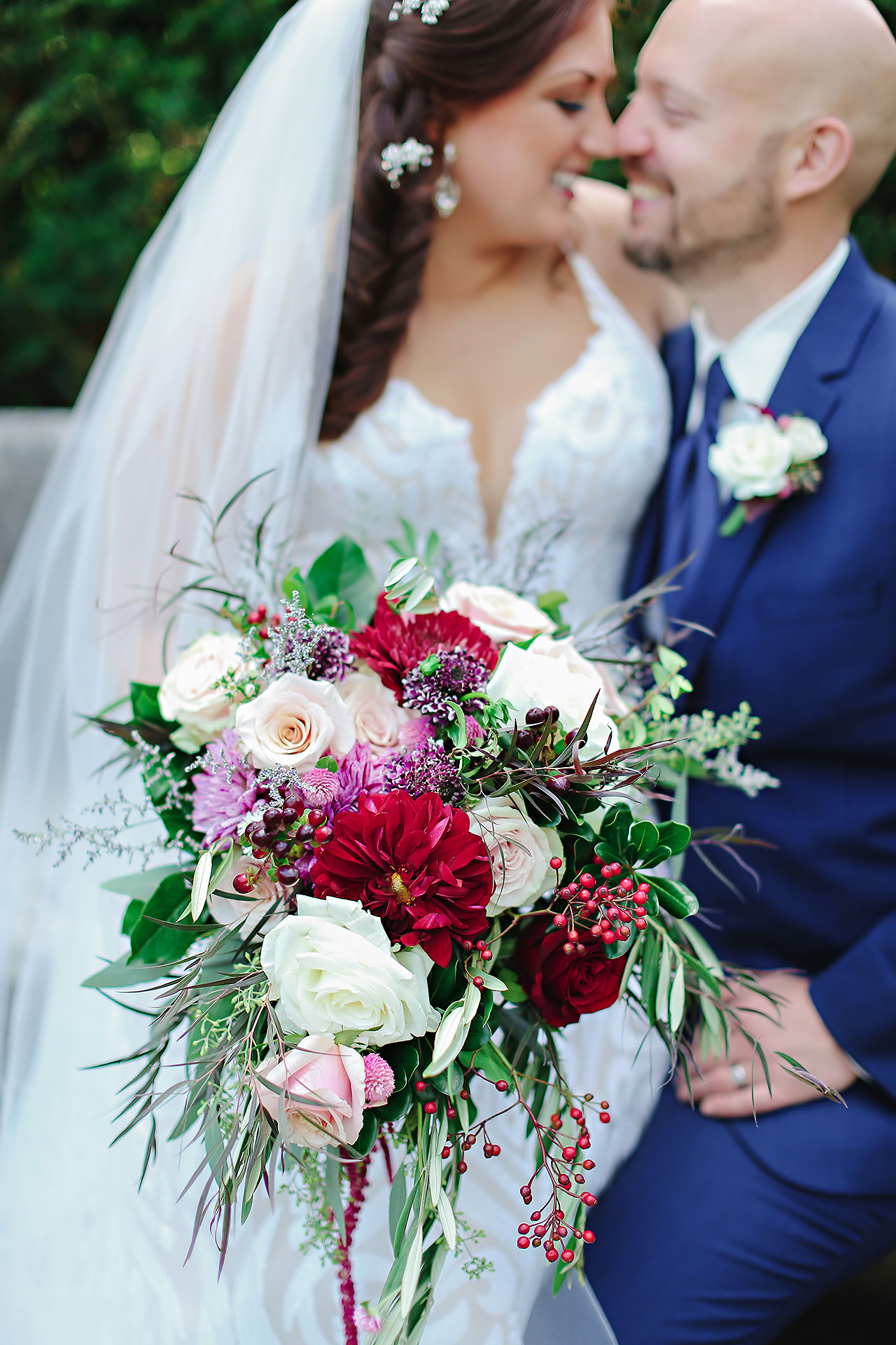 Jen Chris Ritz Charles Garden Pavilion Wedding 097