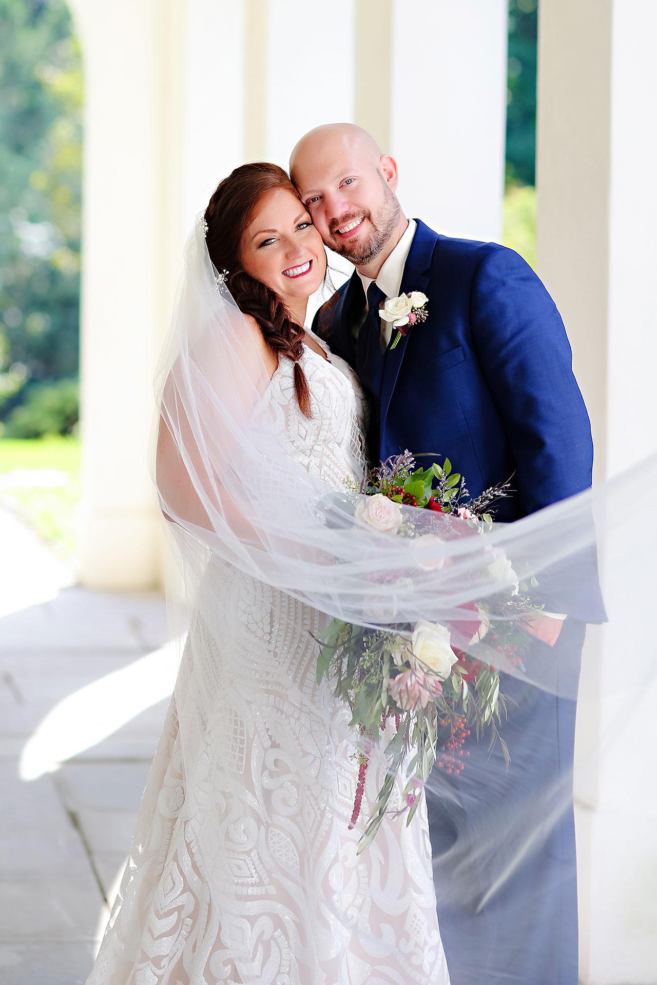 Jen Chris Ritz Charles Garden Pavilion Wedding 098