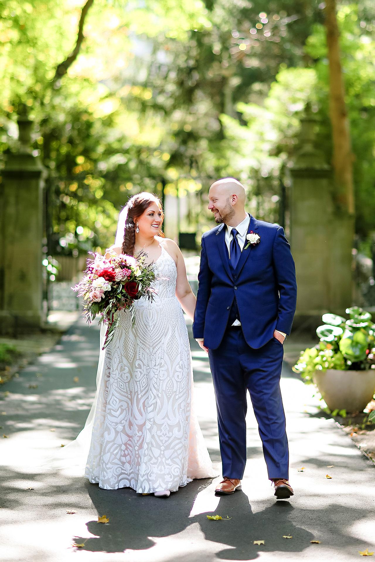 Jen Chris Ritz Charles Garden Pavilion Wedding 094
