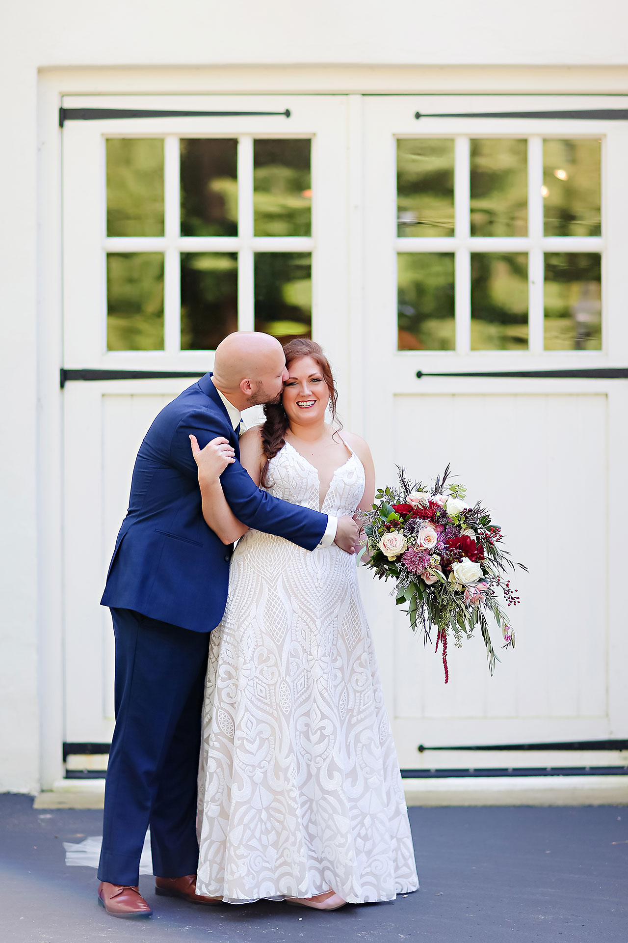 Jen Chris Ritz Charles Garden Pavilion Wedding 092